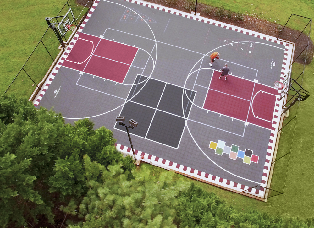 Countryside Game Court