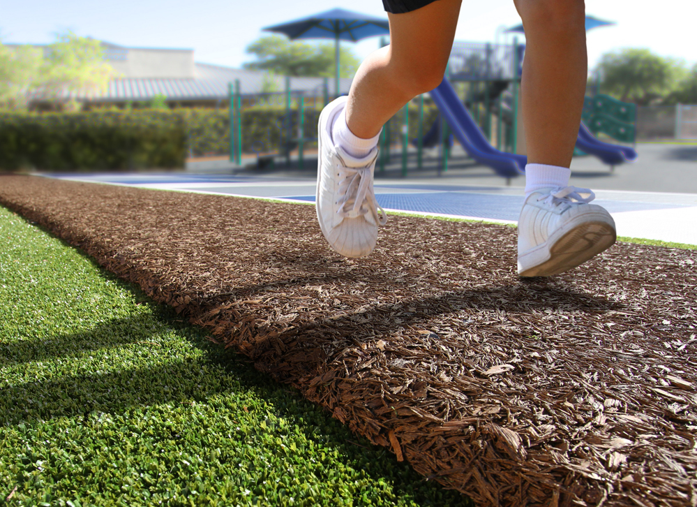 Meadows Mulch Walkways