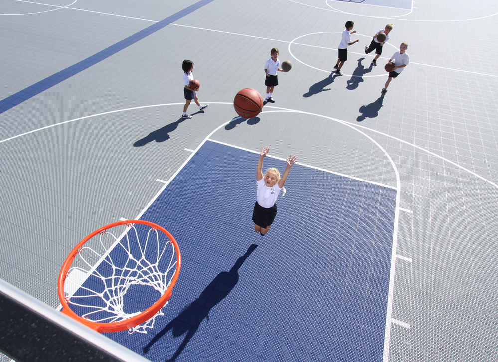 Meadows Basketball Courts