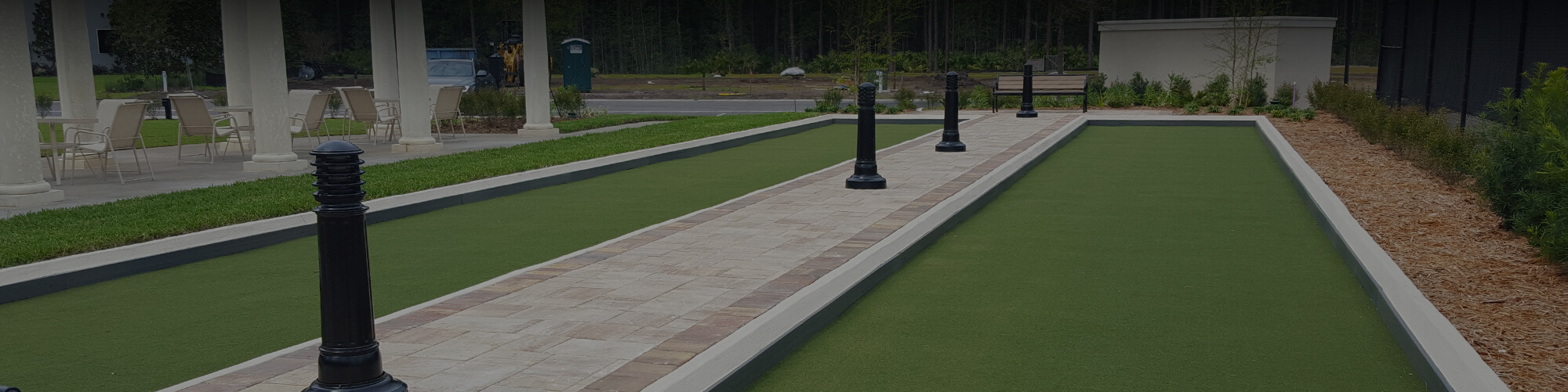Xgrass Synthetic Turf For Bocce Ball Courts