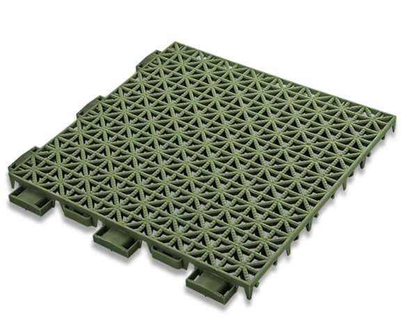 Synthetic Turf Drainage Tile