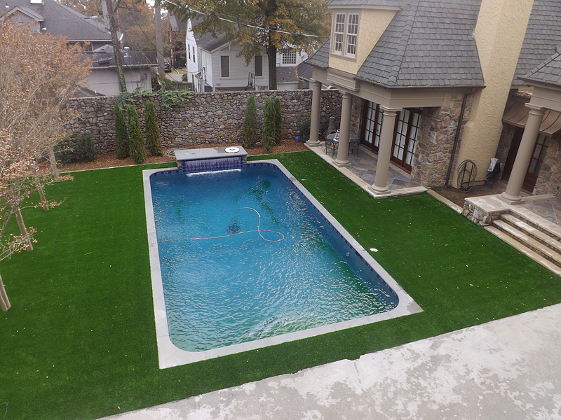 Xgrass 174 Synthetic Turf For Splash Pads And Pool Surrounds